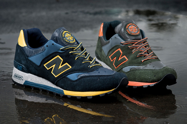 "Image of New Balance 2013 Fall ""Rain Mac"" Pack Preview"