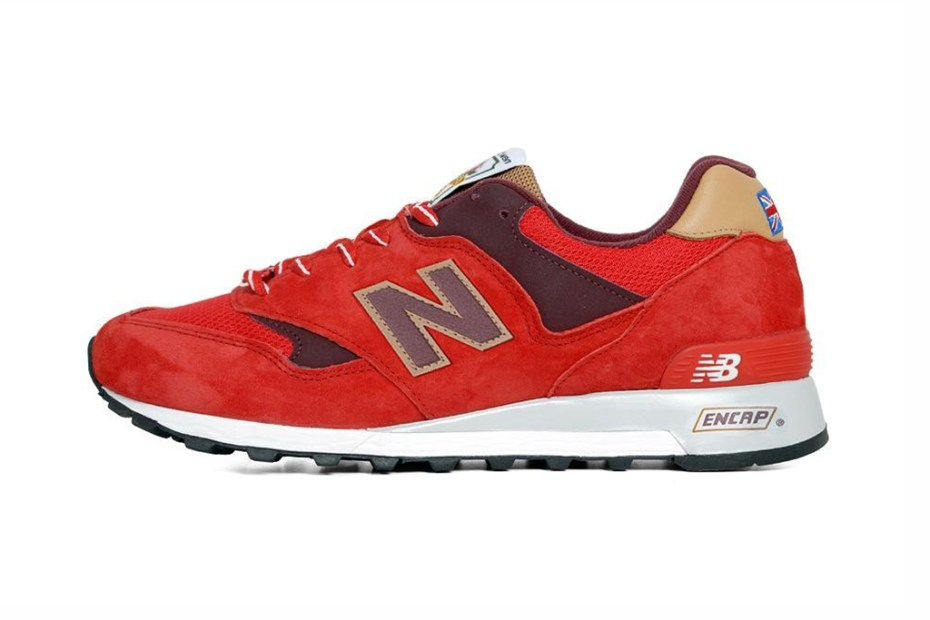 "Image of New Balance Made In England M577 ""Country Fair"" Pack"