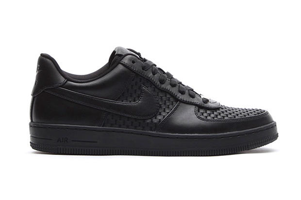 """Image of Nike Air Force 1 Downtown LTH QS """"Black/Black"""""""