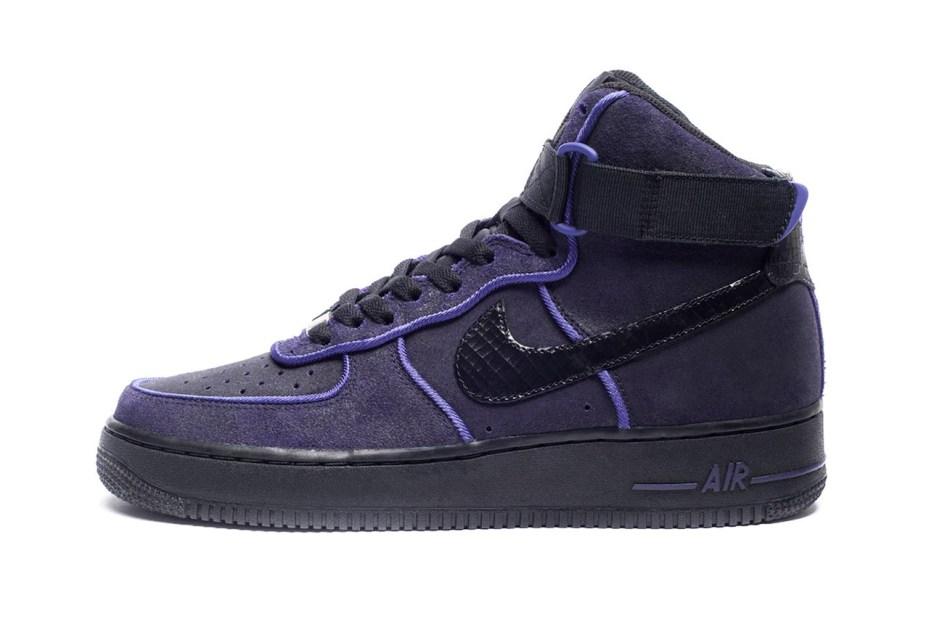 "Image of Nike Air Force 1 Hi ""Kobe"""