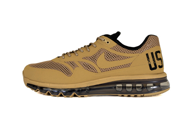 Image of Nike Air Max+ 2013 &quot;US Track and Field&quot; Pack