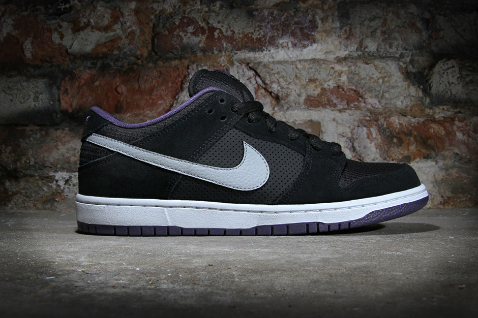 Image of Nike SB Dunk Low Pro &quot;Canyon Purple&quot;