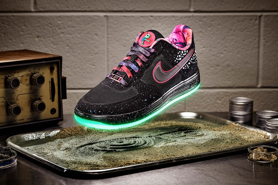 """Image of Nike Sportswear 2013 All-Star """"Area 72"""" Footwear Collection"""