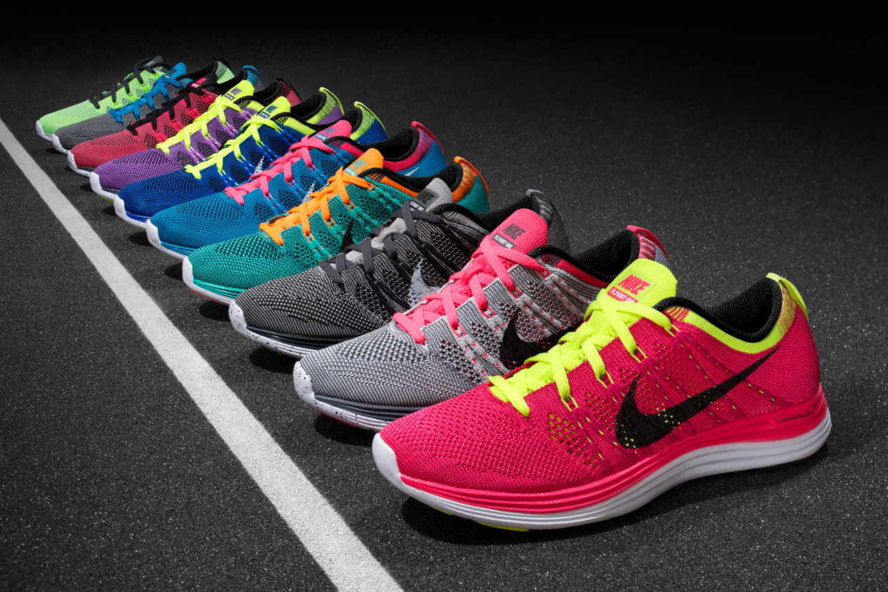 Image of Nike Unveils the Flyknit Lunar1+