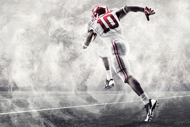 Image of Nike Unveils the Crimson Tide's Latest Uniforms