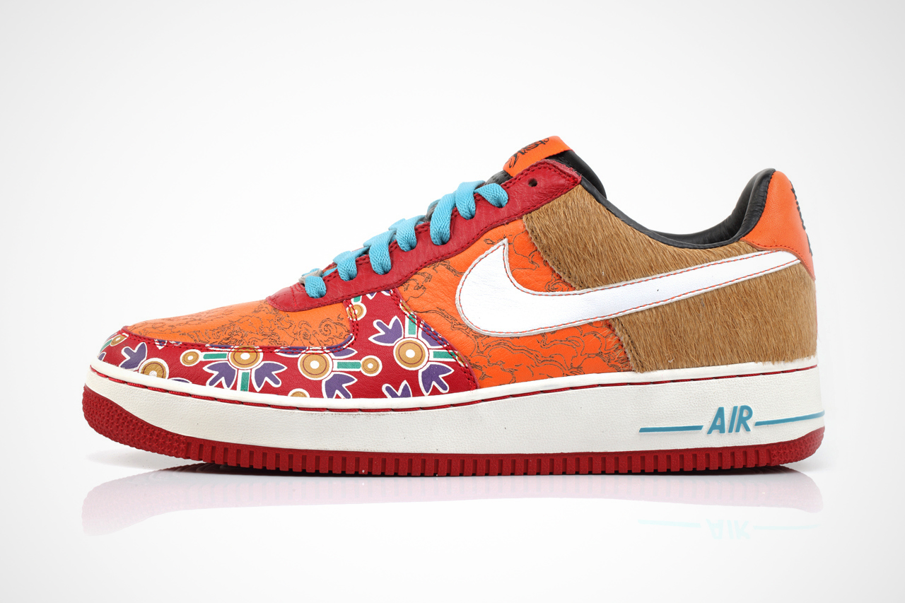 Image of Nike's Chinese New Year Sneaker Releases Throughout the Years