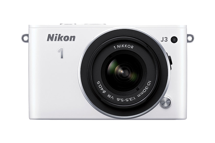 Image of Nikon J3 and S1