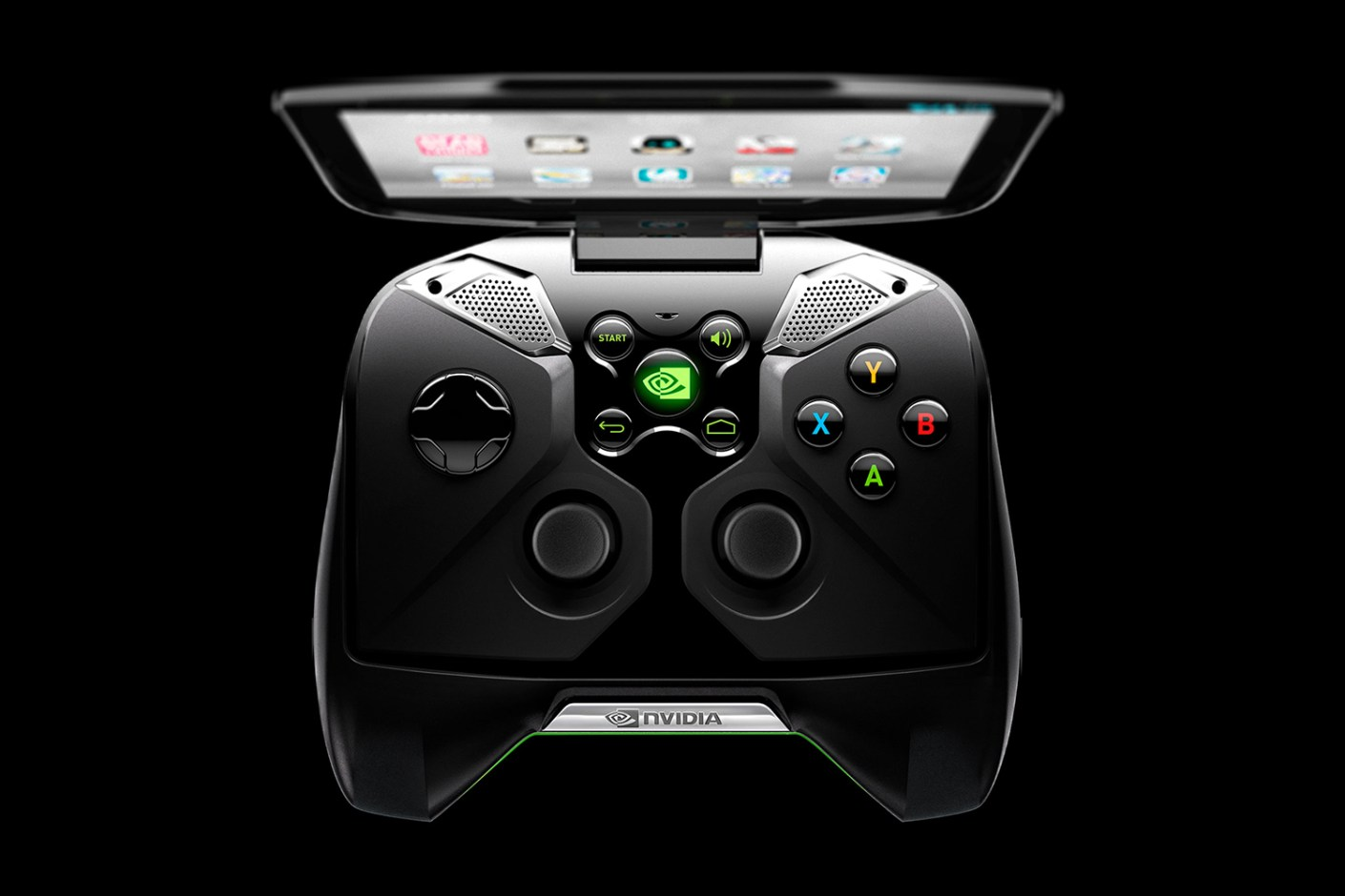 Image of NVIDIA Announces Project Shield Handheld Game Console