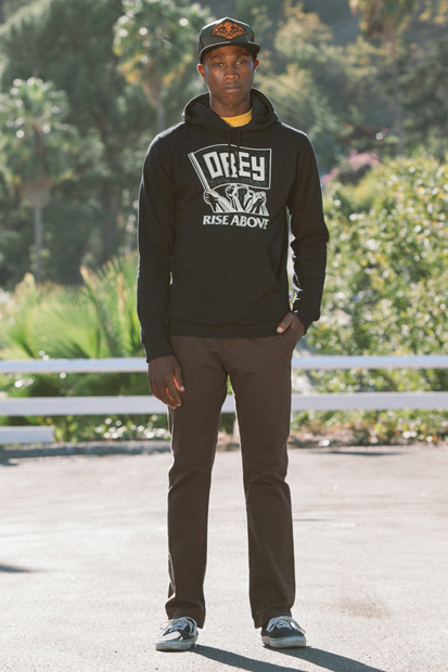 Image of OBEY 2013 Spring Lookbook