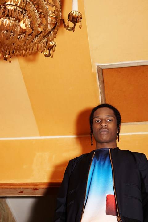Image of oki-ni STYLED by A$AP Rocky