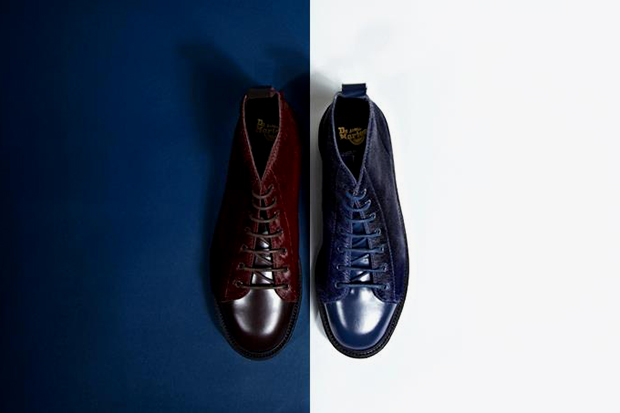 Image of oki-ni x Dr. Martens 2013 Hair-On Monkey Boots
