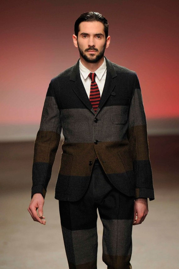 Image of Oliver Spencer 2013 Fall/Winter Collection