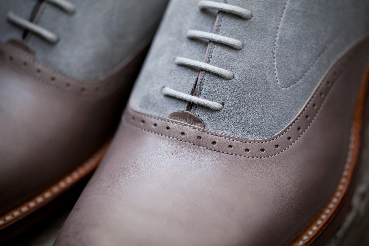 Image of Oliver Sweeney 2013 Spring/Summer Wickham Two-Tone Oxford