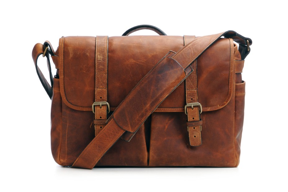 Image of ONA Leather Brixton Camera Laptop Bag