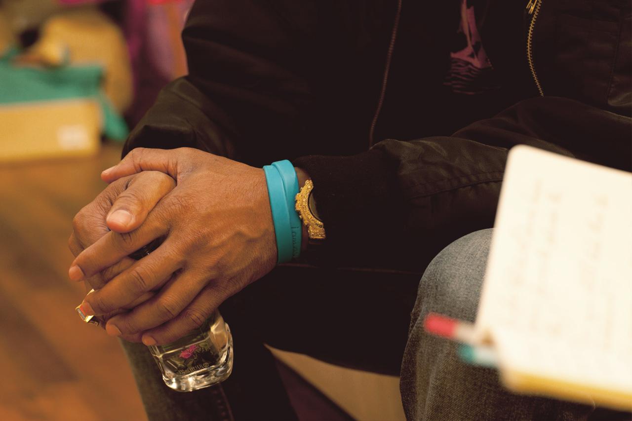 Image of Pharrell Talks Music, Fashion and Design