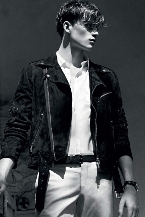 Image of Pierre Balmain 2013 Spring/Summer Lookbook