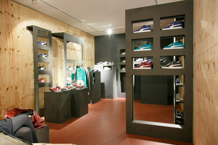 Image of PUMA @ BRIGHT Tradeshow January 2013