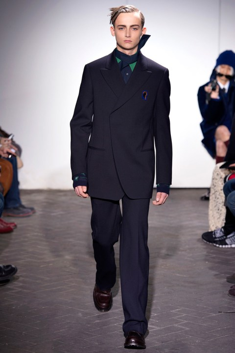 Image of Raf Simons 2013 Fall/Winter Collection