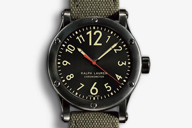 Image of Ralph Lauren RL67 Safari Chronometer