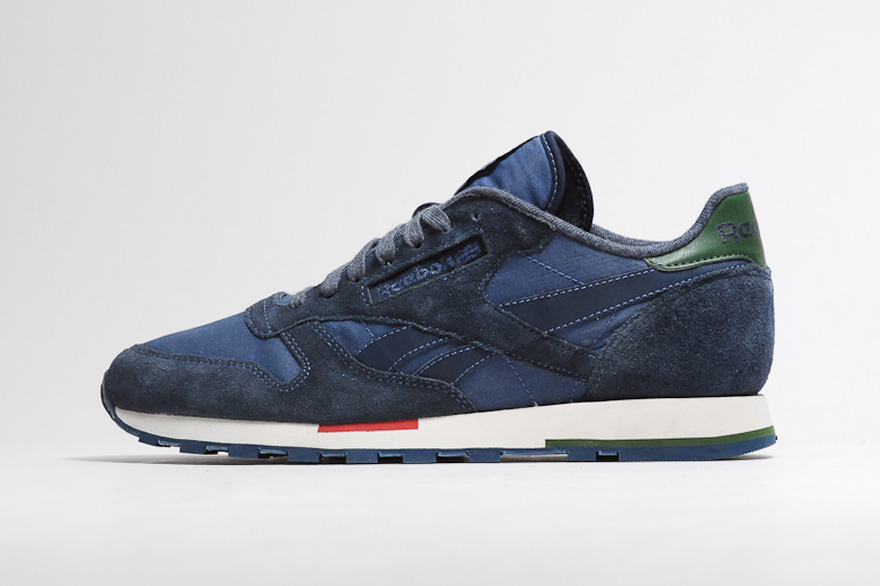 "Image of Reebok Classic Leather ""Blue Suede"""
