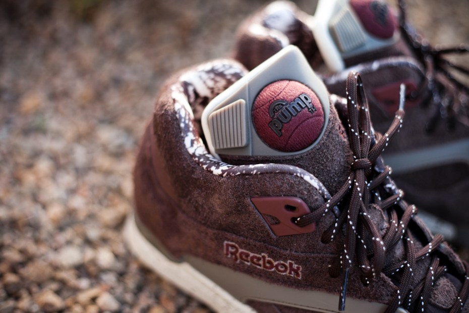 "Image of Reebok Court Victory Pump ""Grizzly"""