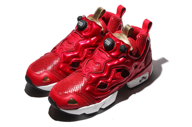 Image of Reebok Pump Fury &quot;Year of the Snake&quot;