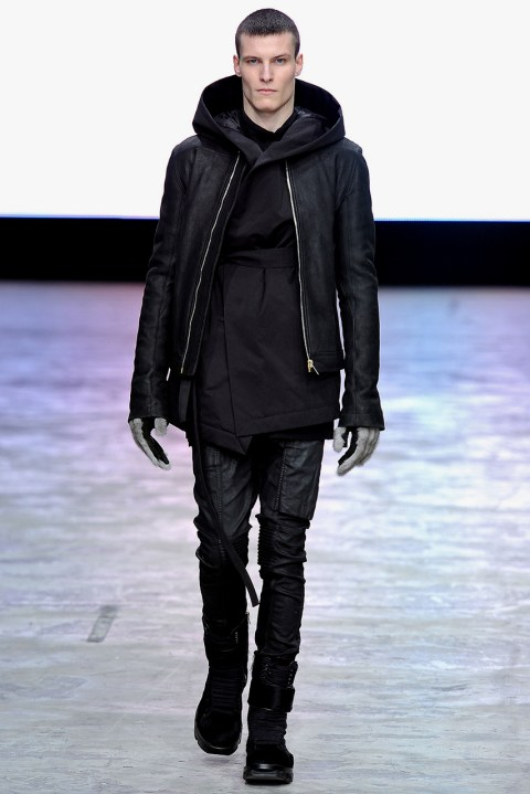 Image of Rick Owens 2013 Fall/Winter Collection