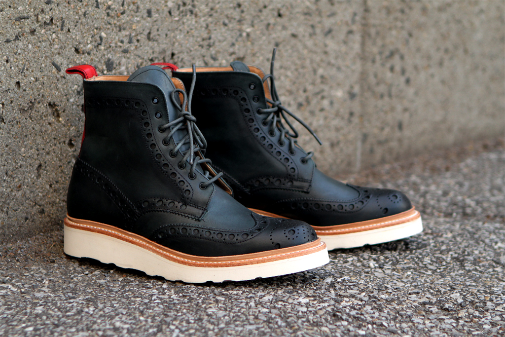 Image of Ronnie Fieg x Grenson 2013 Capsule Collection
