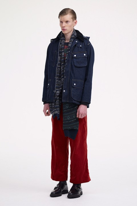 Image of Sacai 2013 Fall/Winter Collection