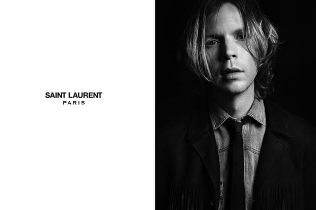 Image of Saint Laurent 2013 Spring/Summer Campaign Part Two