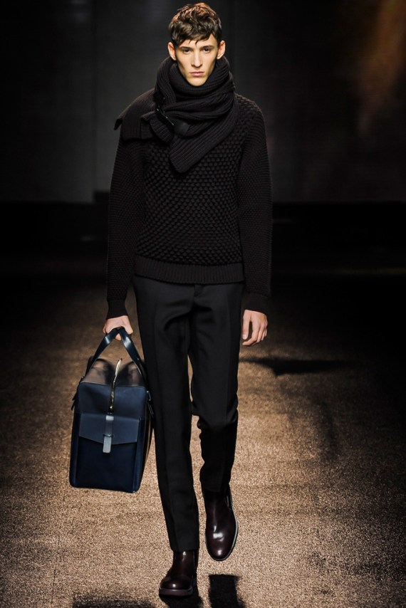 Image of Salvatore Ferragamo 2013 Fall/Winter Collection