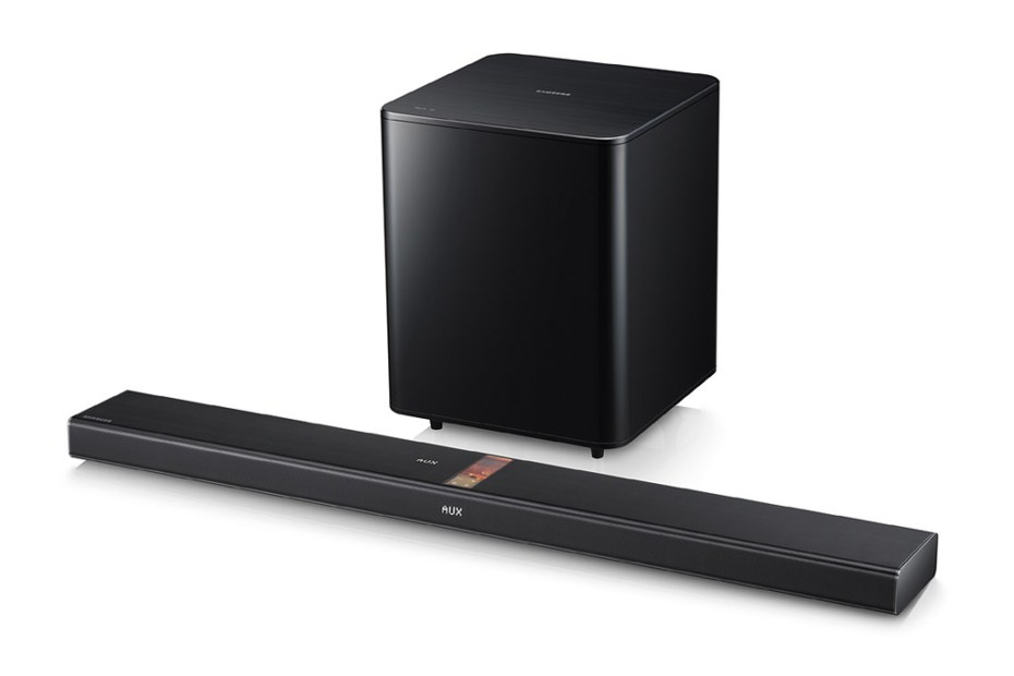 Image of Samsung Vacuum Tube Soundbar