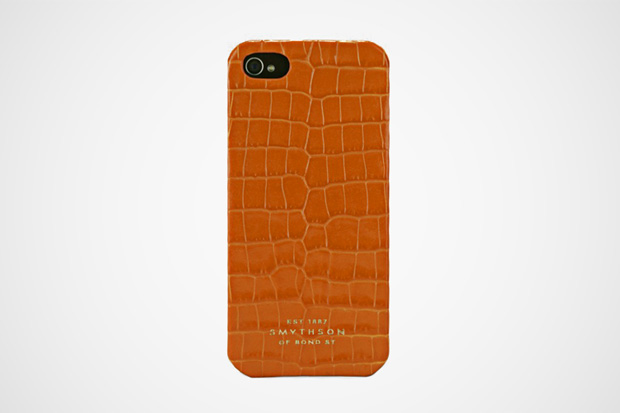Image of Smythson iPhone 5 Hard Cover