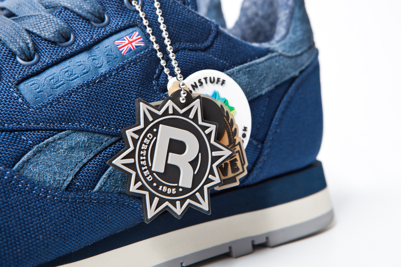Image of Sneakersnstuff x Reebok 30th Anniversary Classic Leather