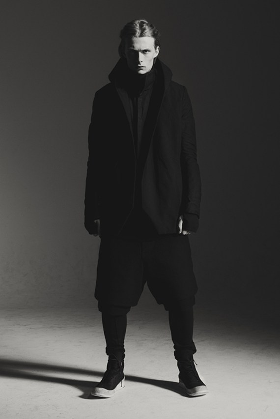 "Image of Song for the Mute 2013 Fall/Winter ""Septieme"" Collection Preview"