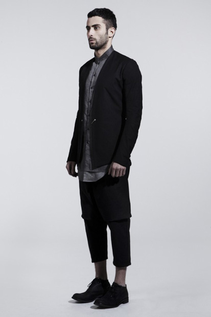 Image of Song for the Mute 'Ligne' 2013 Spring/Summer Collection
