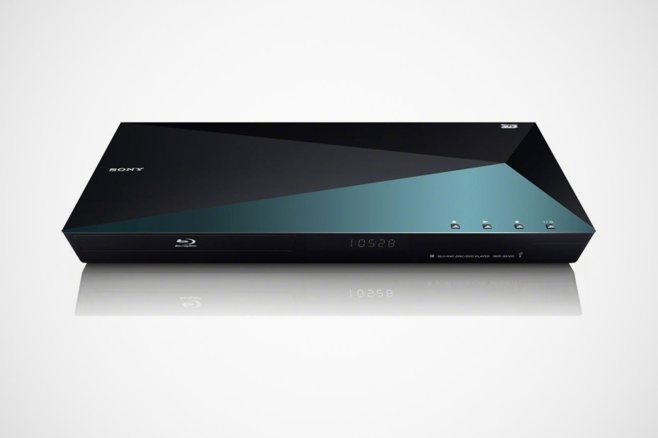 Image of Sony S5100 Blu-ray Player