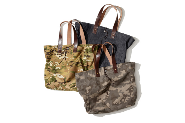 Image of SOPHNET. 2013 Spring/Summer Tote Bag Collection