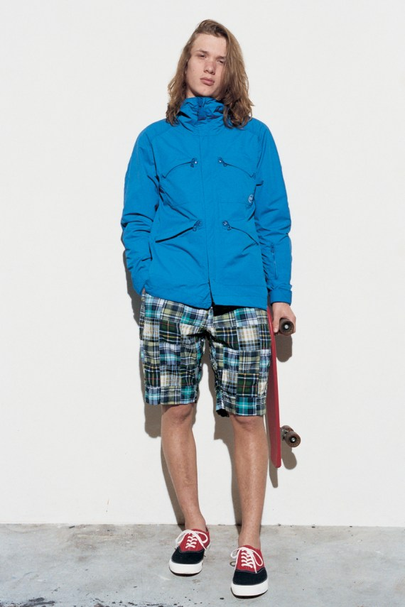 Image of SOPHNET. 2013 Spring/Summer Lookbook