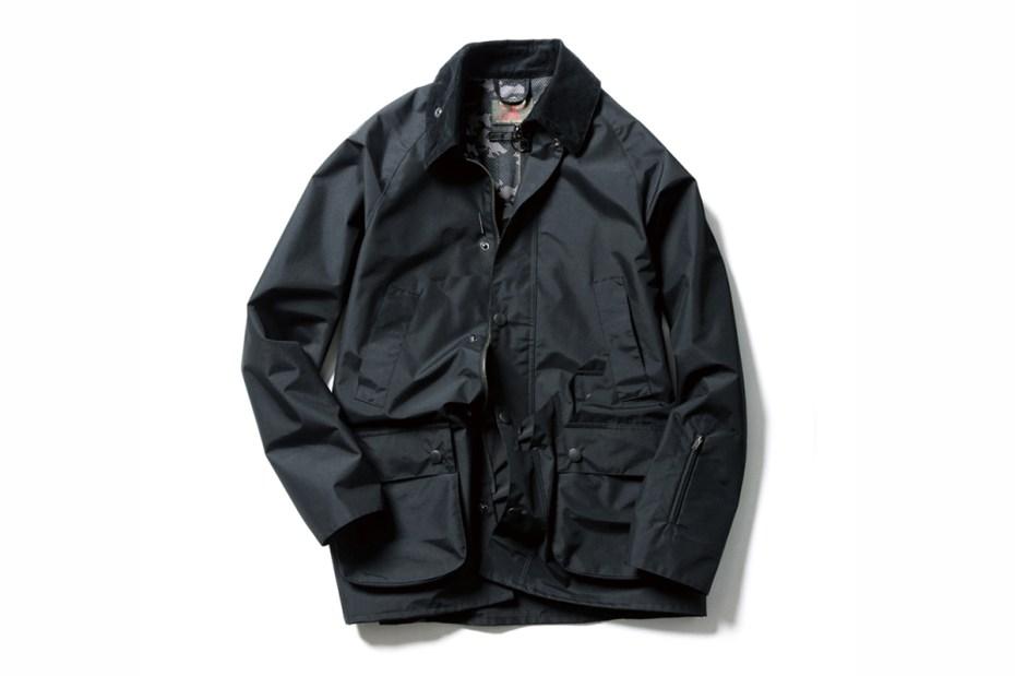 Image of SOPHNET. x Barbour Bedale Jacket
