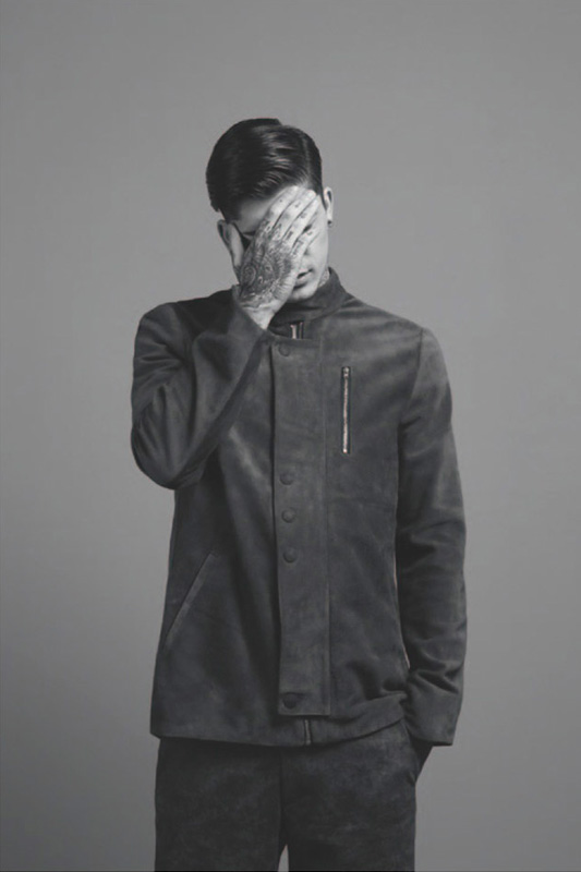 Image of SOPOPULAR 2013 Fall/Winter Lookbook