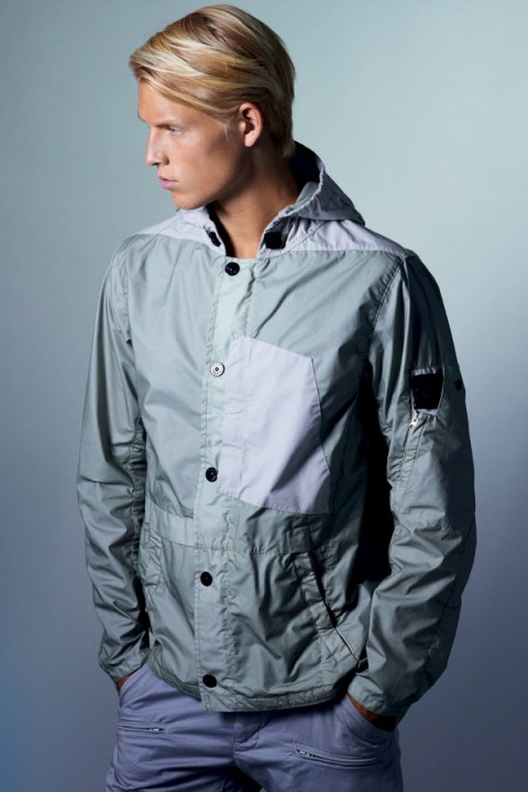 Image of Stone Island Shadow Project 2013 Spring/Summer Lookbook