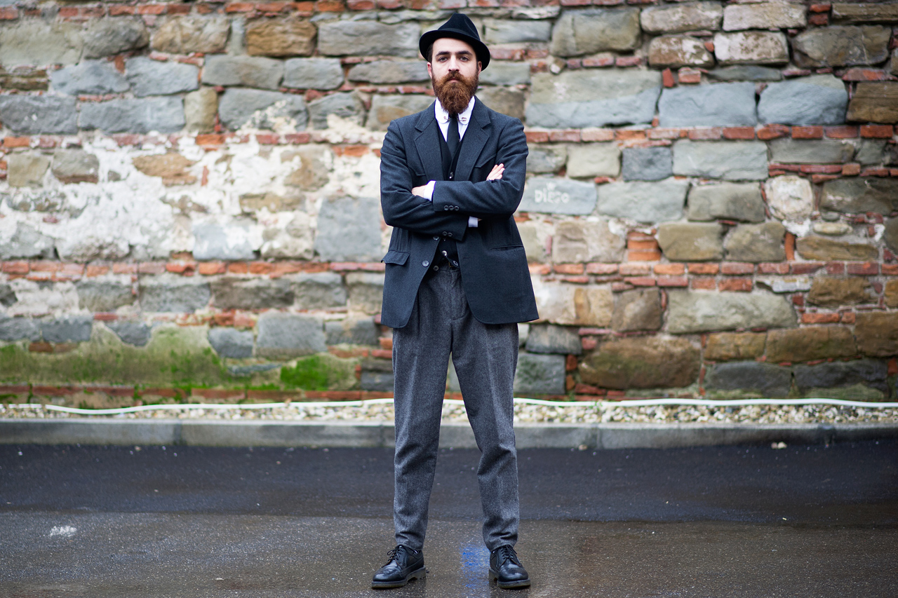 Image of Streetsnaps: Matteo Gioli