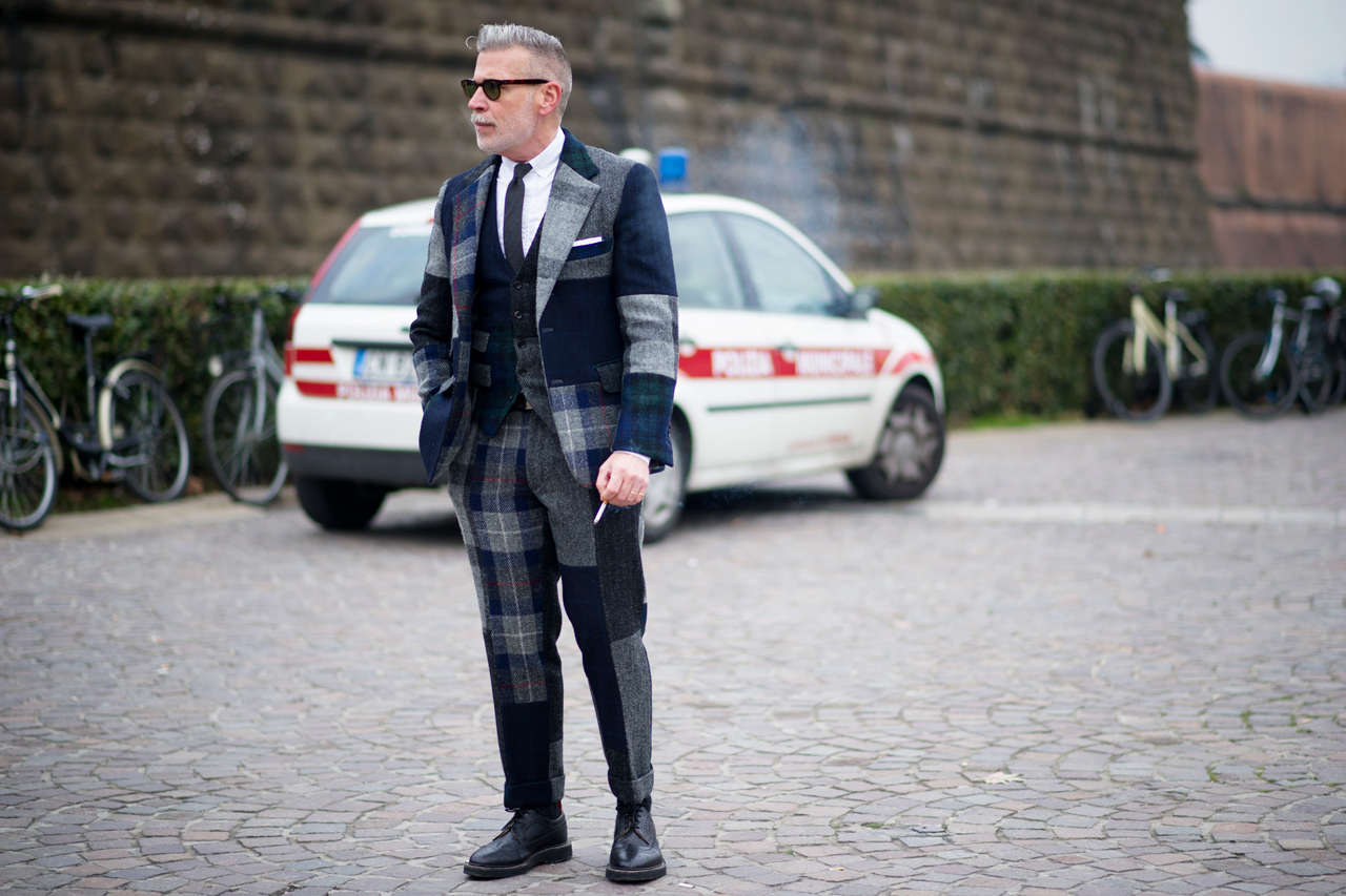 Image of Streetsnaps: Nick Wooster