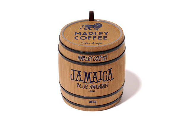 Image of Stussy Japan x Marley Coffee Jamaica Blue Mountain Blend
