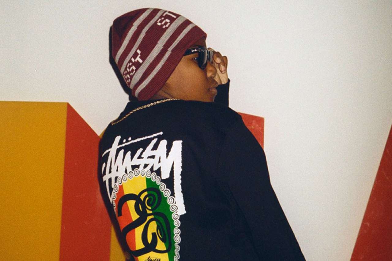 Image of Stussy Lookbook for Hideout by Second Agency
