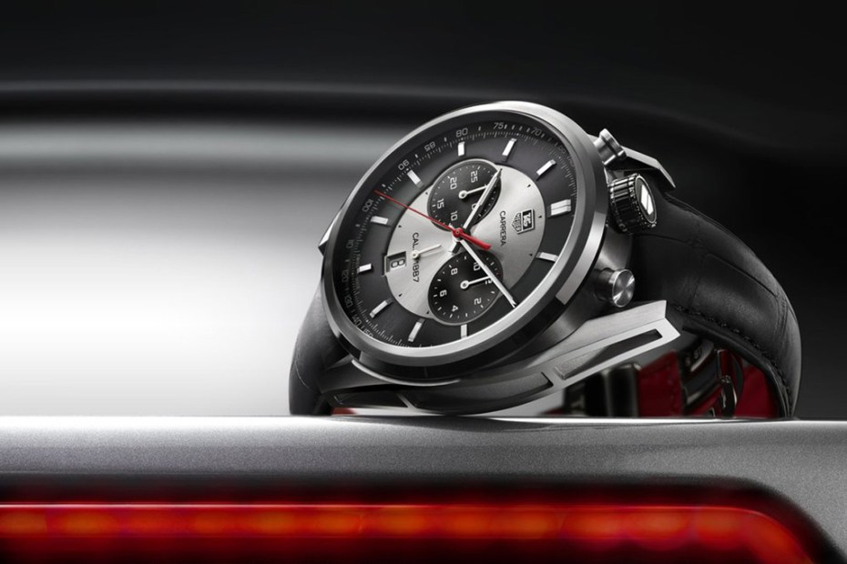 Image of TAG Heuer Carrera Calibre 1887 Chronograph Jack Heuer Edition