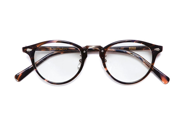 Image of hobo x Tana-Gokoro 2013 Spring/Summer Celluloid Glasses