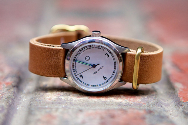 "Image of Tender Co. ""Hands-On"" Mechanical Watch"