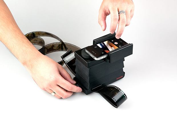 Image of The Lomography Smartphone Film Scanner
